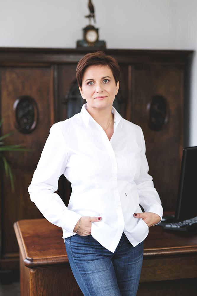 Pani dr Judyta Prusko Findzińska - ortodonta Prudnik nysa
